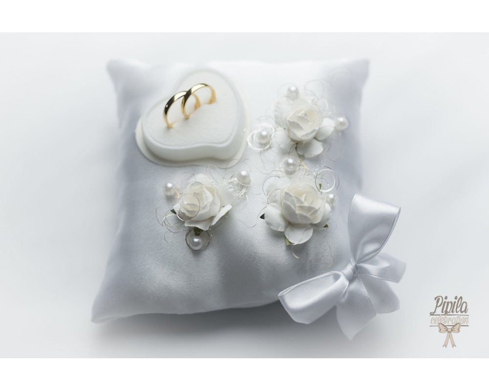 via ring etsy ivory wedding shannon pin white champagne pillow on